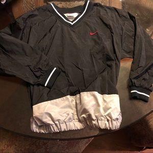 Nike boys large windbreaker jacket